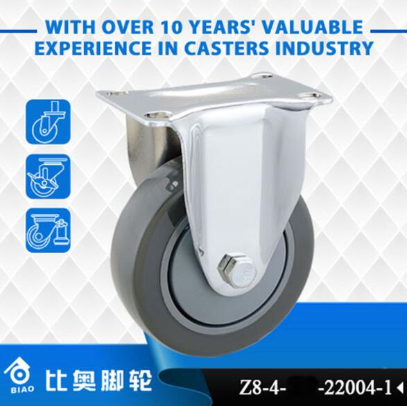 3 inch universal casters